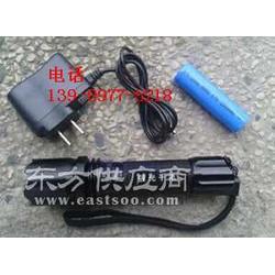 JW7621强光电筒_铝合金充电手电图片