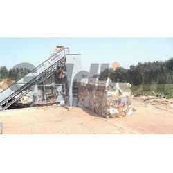 金利来机械(图)、岩棉废纸打包机、废纸打包机图片