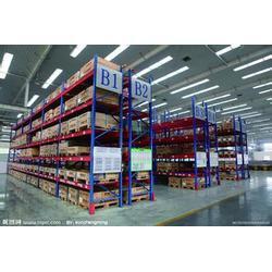 仓储货架、鸿运货架、紫荆山路货架图片
