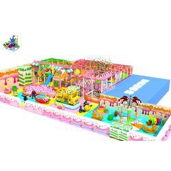 室内儿童淘气堡厂家-广州力童-快乐的儿童城堡-东莞淘气堡图片