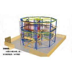 广州力童|加盟咨询、儿童拓展游乐设施品牌、儿童拓展游乐设施图片