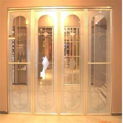 折叠门零售、大圣门业折叠门、折叠门图片