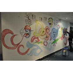广州墻体手绘图-室外墻体手绘图-东莞市正艺幼教喷画图片