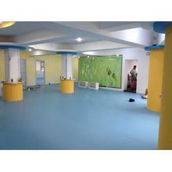 正艺、办公室PVC地板制作、广州PVC地板制作图片