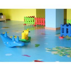 幼儿园PVC地板厂家-正艺(在线咨询)中山幼儿园PVC图片