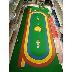 幼儿园EPDM地坪 正艺(在线咨询) 幼儿园EPDM图片