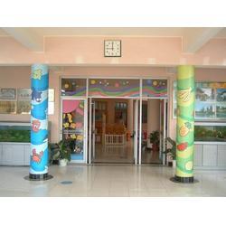 幼儿园学校喷画设计,正艺(在线咨询),幼儿园学校喷画图片