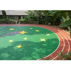 幼儿园EPDM塑胶球场、幼儿园EPDM、正艺图片