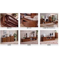 胡桃木家具,胡桃木,百川家具图片