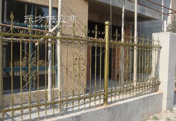 铁艺围栏公司-驻马店铁艺围栏-锦灿护栏厂家图片