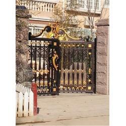 铸铝大门,靓景铁艺,山东铸铝大门图片