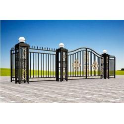 铁艺围栏-锦灿护栏有限公司-铁艺围栏多少钱图片