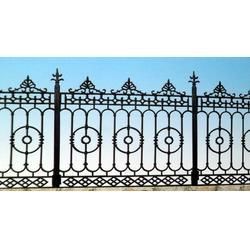 保定铁艺护栏-铁艺护栏哪家好-锦灿护栏图片