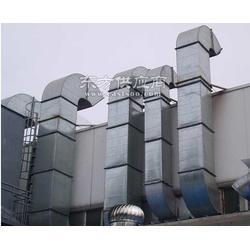 白云区风管加工 排烟通风管工程设计安装服务 欢迎联系洽谈图片