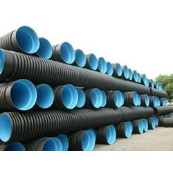 新疆HDPE双壁波纹管、HDPE双壁波纹管、荣硕塑料图片