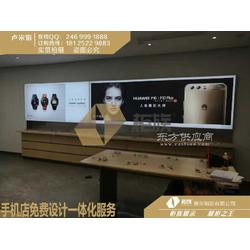 华为全3.0款体验台灯箱式_不锈钢3.0展示台制作图片