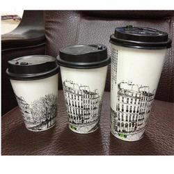 合盈婚庆纸杯、奶茶一次性纸杯、诸暨市一次性纸杯图片