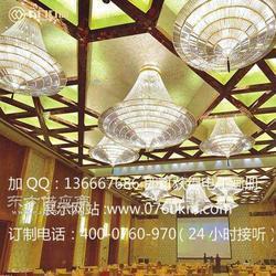 酒店灯饰厂家为您提供豪华灯具定制图片