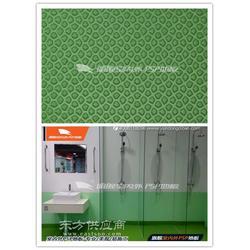 旗舰PSP绿色米钻卷材地板图片