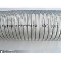 透明高温软管选兴盛,塑料耐高温钢丝管,北京耐高温钢丝管图片