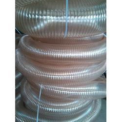 耐低温透明钢丝管,宜春透明钢丝管,通风钢丝管选兴盛图片