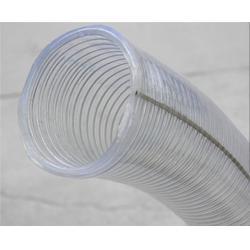 pvc钢丝软管选兴盛_pvc透明钢丝管_鞍山透明钢丝管图片