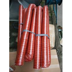 钢丝通风管|高温吸尘风管选兴盛|威海钢丝通风管图片