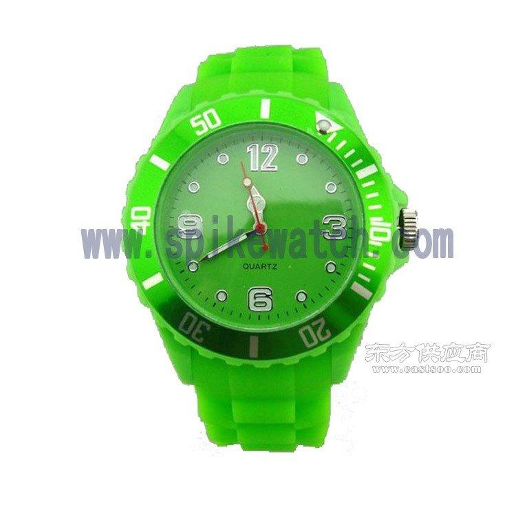 时霸新品时尚创意石英ICE手表颜色和logo可定做