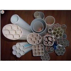 七孔梅花管多少钱|泰安七孔梅花管|济南益源塑料图片