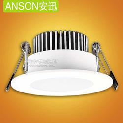 室内照明防雾6寸4寸新款led天花灯筒灯嵌入式泛光灯图片