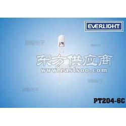 亿光红外线接收管 3MM接收管PT204-6C 仪器仪表专用接收管图片