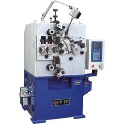 cnc弹簧机厂、西田机械(在线咨询)、cnc弹簧机图片