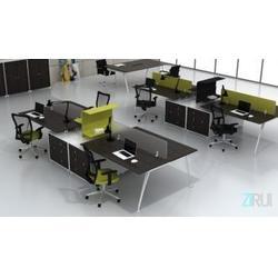 中瑞办公设备、办公桌、卫滨区办公桌图片