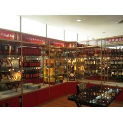 榆林烤漆展柜、西安隆达展柜、烤漆展柜设计图片