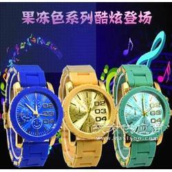 时尚运动电子LED手表_硅胶手表_触屏手表_LED手表图片