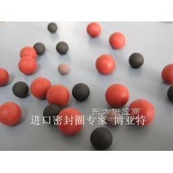 进口耐油 橡胶球图片