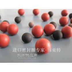 进口 耐磨橡胶球图片