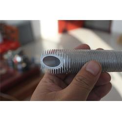 全铝翅片管散热器、华益散热器、潍坊翅片管散热器图片