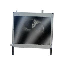 温室大棚暖风机 孝感暖风机 华益散热器(图)图片