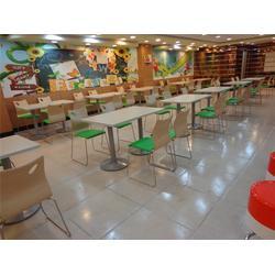 华艺新座标家具厂(图)、食堂餐桌椅、餐桌椅图片