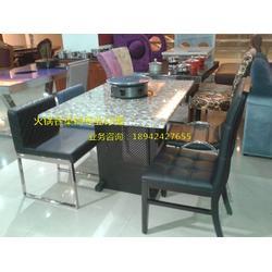 华艺新座标家具厂(图)、火锅餐厅桌椅、港南餐厅桌图片