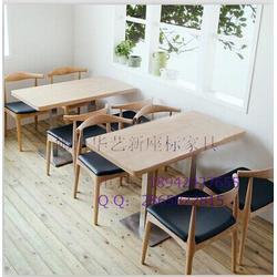 西餐厅桌椅报价_华艺新座标家具厂_珠海西餐厅桌椅图片