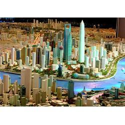 西安杨特模型_房地产模型设计_延安房地产模型图片