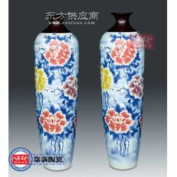 厂家陶瓷大花瓶大花瓶厂家图片