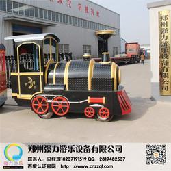 无轨道火车报价_强力游乐(在线咨询)_无轨道火车图片