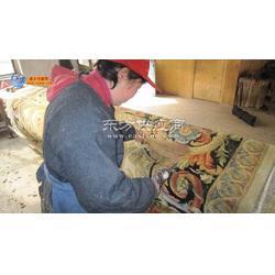 手工地毯质量好景区手工羊毛地毯真丝地毯图片