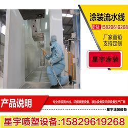 烤漆|陕西西安星宇喷塑烤箱|高温烤漆房图片