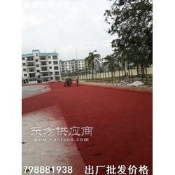 汕tou塑胶跑道施工报价 塑胶跑道材料价图片