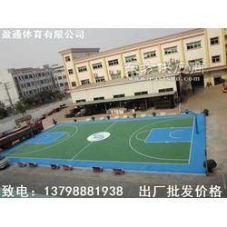 硅pu篮球场橡胶网球场施工报价图片