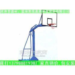 篮球架种类篮球架篮板材质篮球架包安装送货上门图片